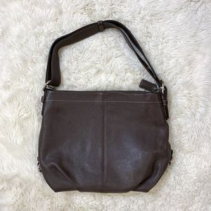 Dooney & Bourke Brown Shoulder Bag LIKE NEW